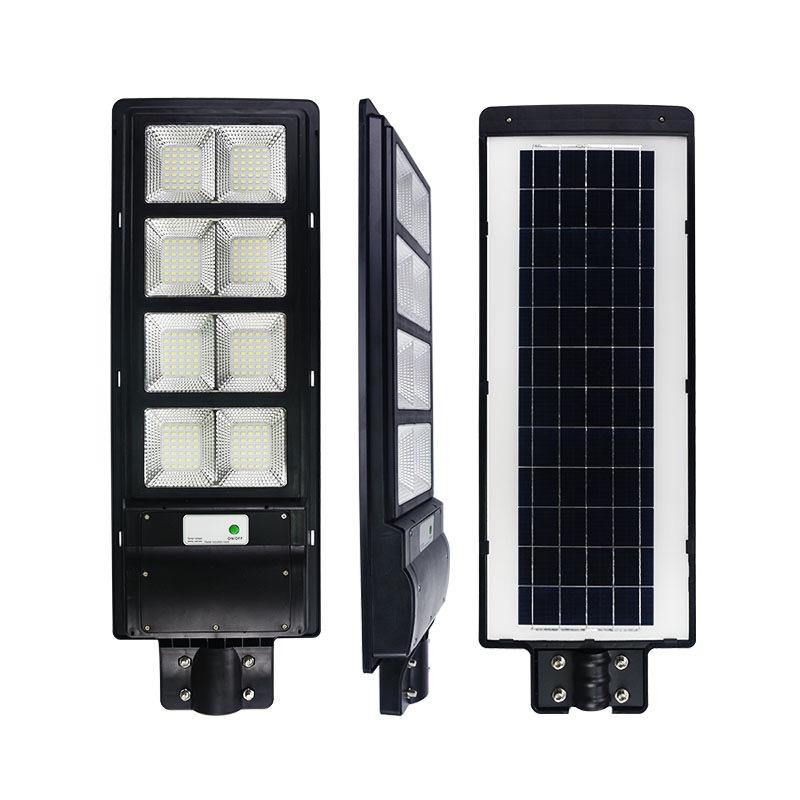 Đèn đường năng lượng mặt trời liền thể 180W DMT-D180PX