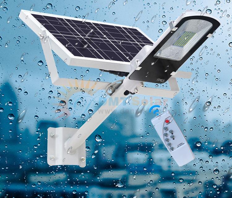 Đèn đường năng lượng mặt trời 100W DMT-D100