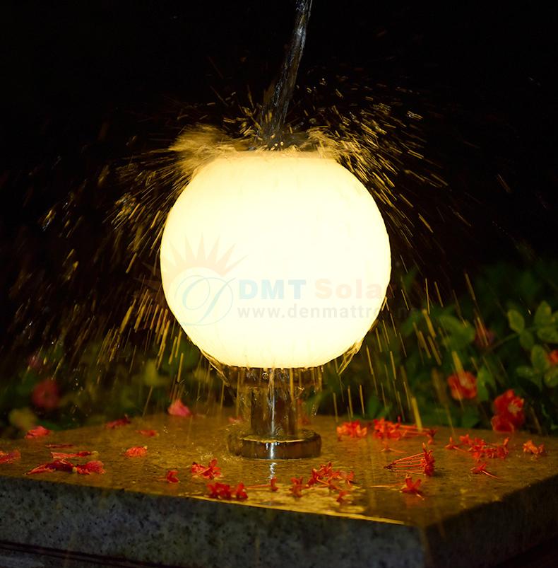 Đèn trụ cổng năng lượng mặt trời DMT-TC02