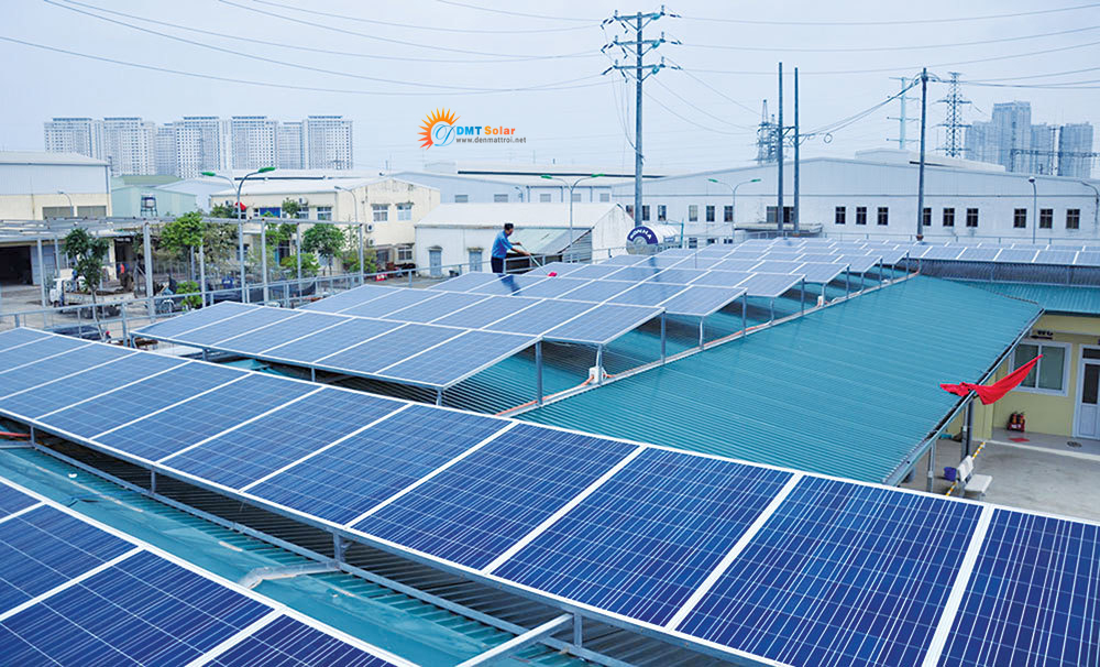 Cách tính toán chi phí thiết kế hệ thống điện năng lượng mặt trời