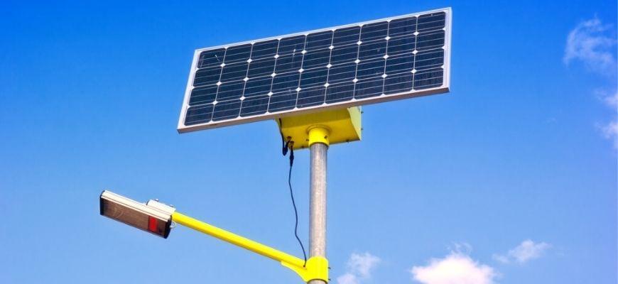 Đèn trụ năng lượng mặt trời là gì? Cách hoạt động của đèn trụ