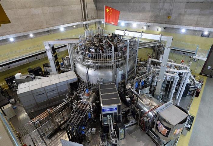 Mặt trời nhân tạo của Trung Quốc sẽ đi vào hoạt động chính thức vào 2050